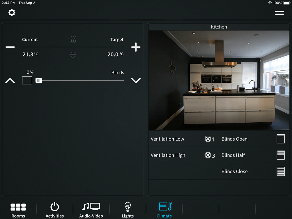 SecIndGroup.com Latest Release of Domox Control App Offers Fully Integrated User Experience for Aritech Intrusion Detection and KNX Home Automation