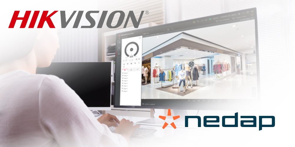 Hikvision announces integration of HikCentral and Nedap AEOS Access Control Solution