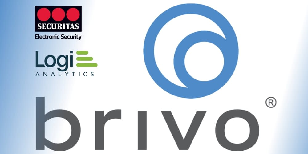 Brivo announces partnerships with Logi Analytics and Securitas Electronic Security