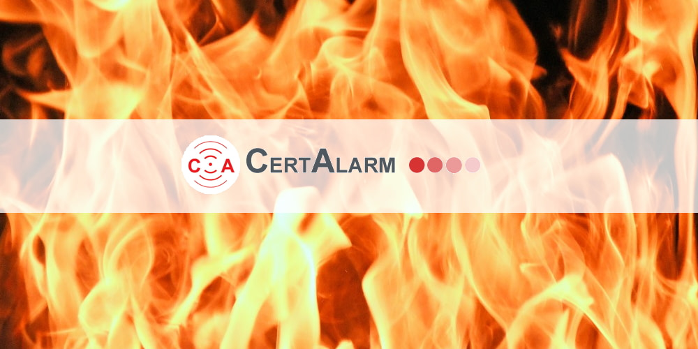 CertAlarm partners accredited and notified for new EN 54-5 and 54-7