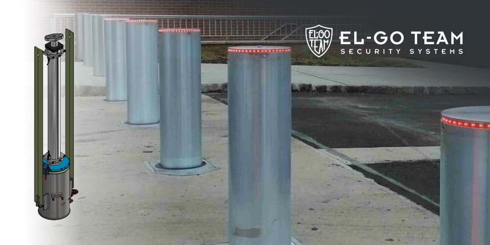 EL-GO Team launches an innovative electrical actuator that enables the transition from hydraulic to electrical high security bollards
