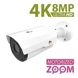 SecIndGroup.com Partizan 8.0MP IP Varifocal camera IPO-VF5MP AF 4K