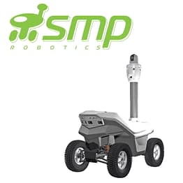 SecIndGroup.com S5.2 Security Patrol Robot