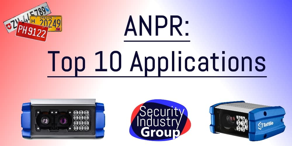 Top 10 ANPR Applications