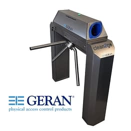 Geran Clean2Go Access Gate