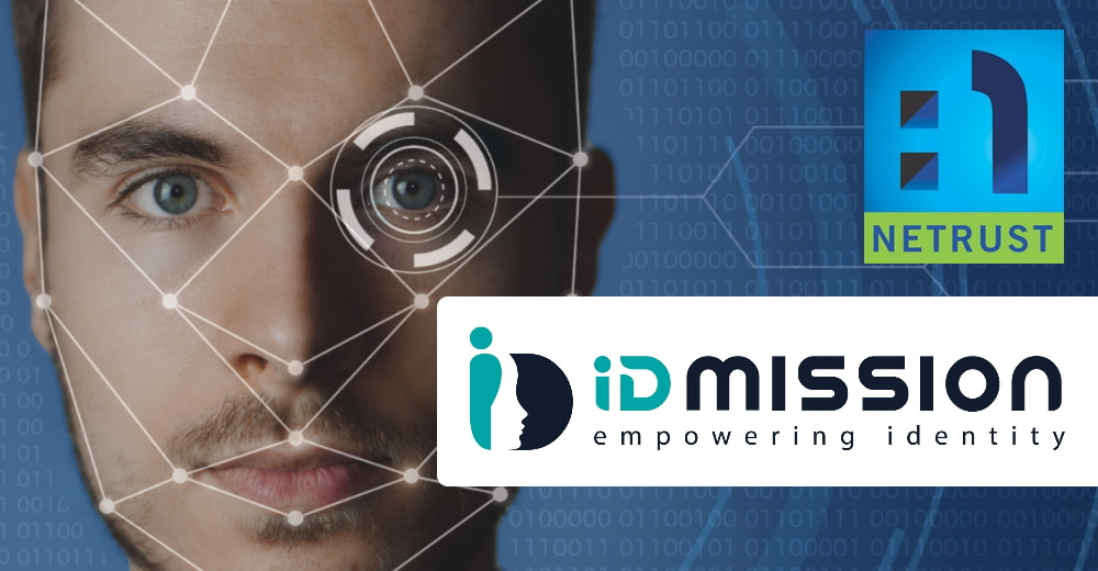 Cybersecurity Company Netrust And Biometric Technology Vendor IDmission Announce Partnership To Strengthen Cybersecurity Solution