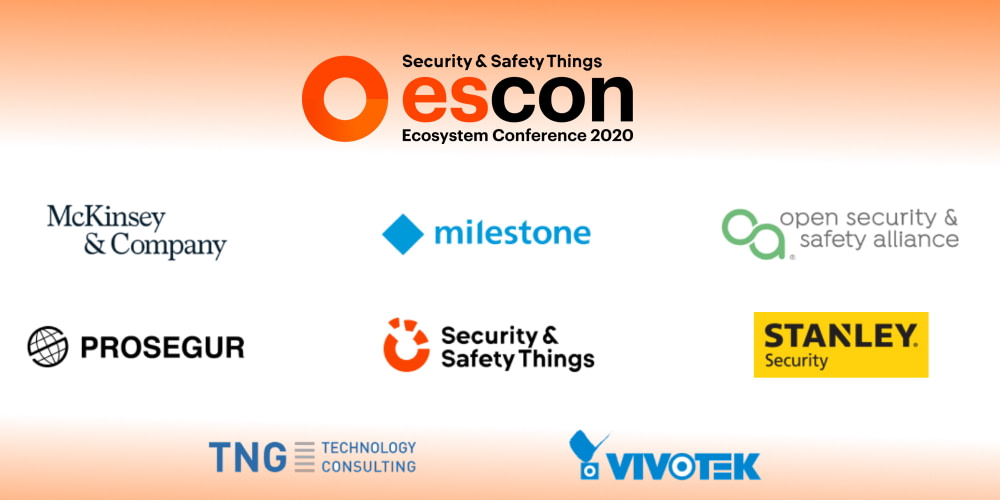 Security & Safety Things escon 2020