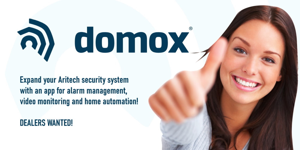 Enhance your Aritech Security System with domox