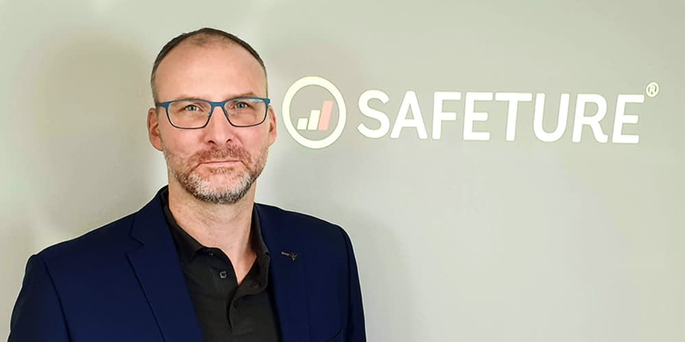 Marcel Brandt joins Safeture