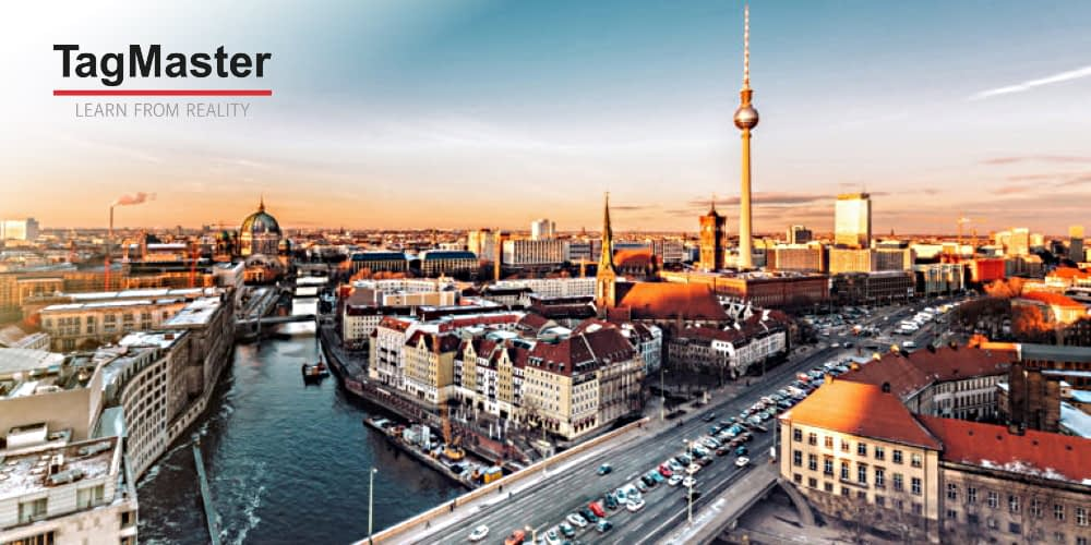 Tagmaster increases efficiency of Berlin's traffic management system