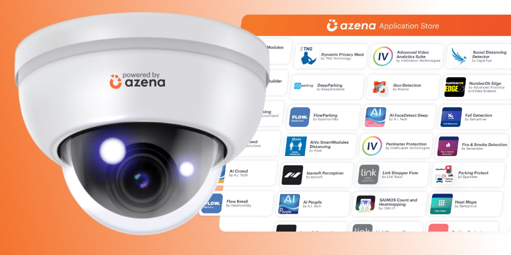 Security & Safety Things becomes Azena