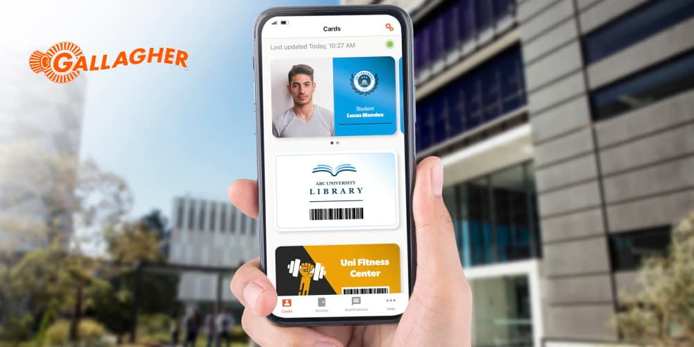 Gallagher introduces the future of photo ID – the Mobile Connect Digital ID