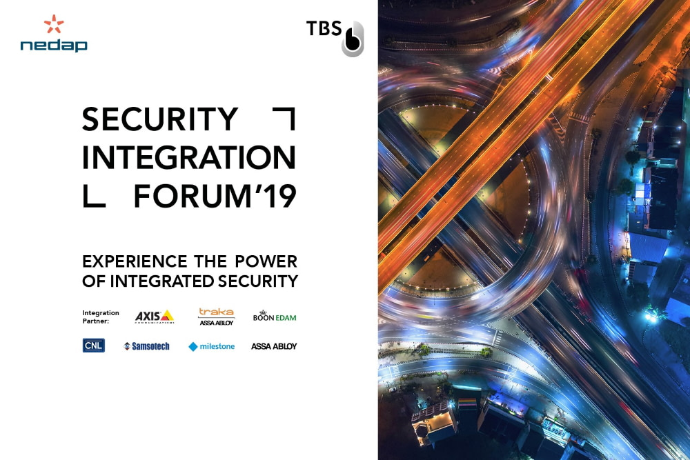 RBS and Nedap Security Integration Forum