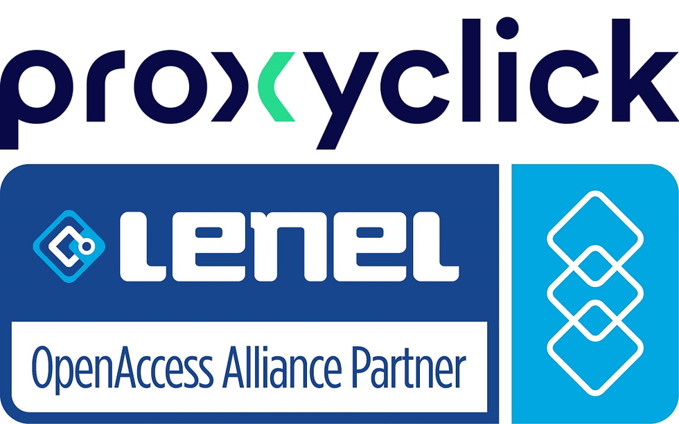 Proxyclick receives Lenel certification