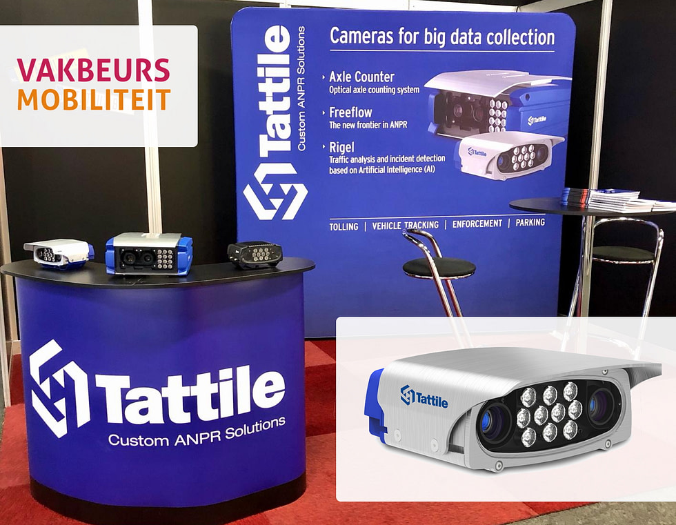 Tattile on Dutch national traffic and mobility event