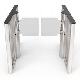 Hayward Optical Turnstiles Glass Swing