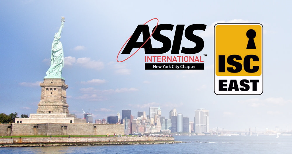 ISC East and ASIS NYC join forces