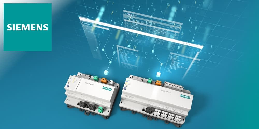 SecIndGroup.com Siemens' new Desigo controllers transform buildings into high-performing assets