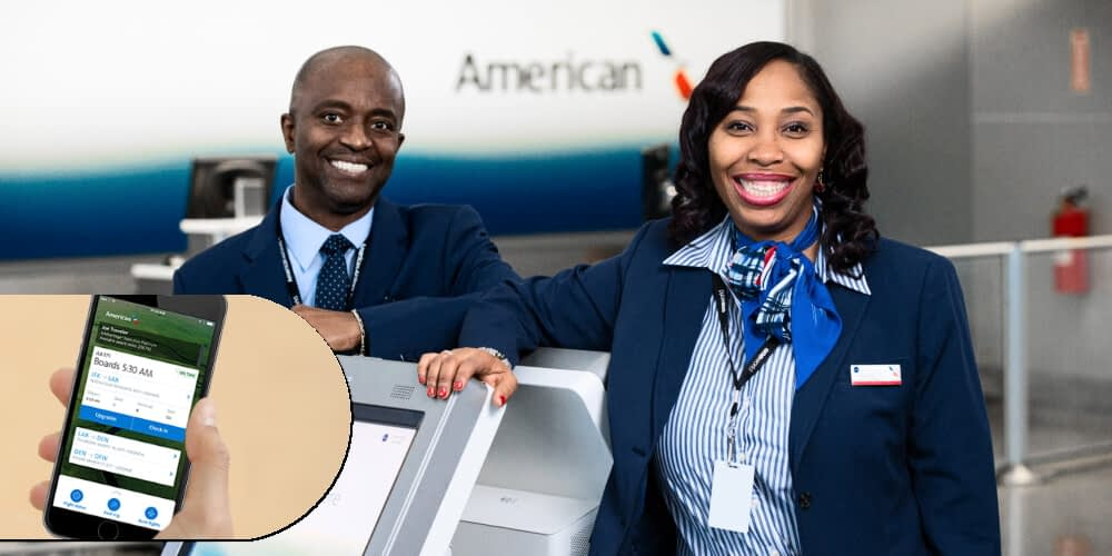New Technology Evolves American Airlines Customer Experience