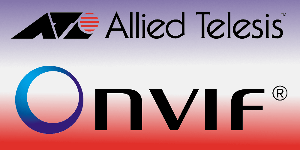 Allied Telesis and ONVIF