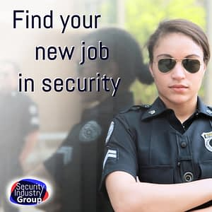 Security jobs and vacancies