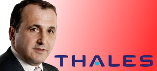 Thales VP Jean-Jacques Guittard