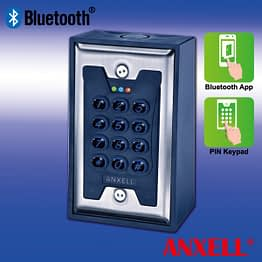 Anxell Bluetooth Access Control Keypad App