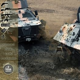 Armored Personnel Carriers LAV Ford APC B6 B7