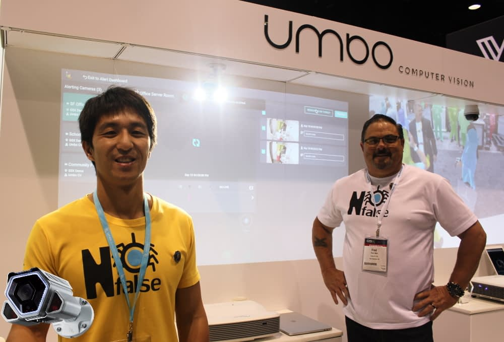 Jonathan Yu and Shawn Guan of Umbo CV