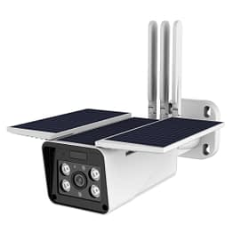 CBE IPC216 2.0MP 4G WIFI Solar camera