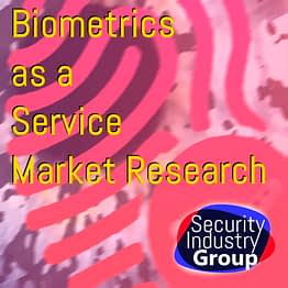 Biometrics as a Service Research