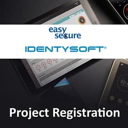 EasySecure Identysoft Project Registration