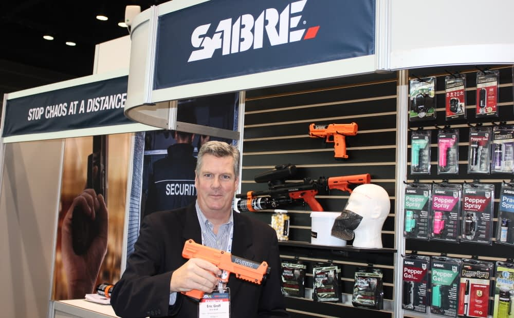 Eric Groff of Sabre