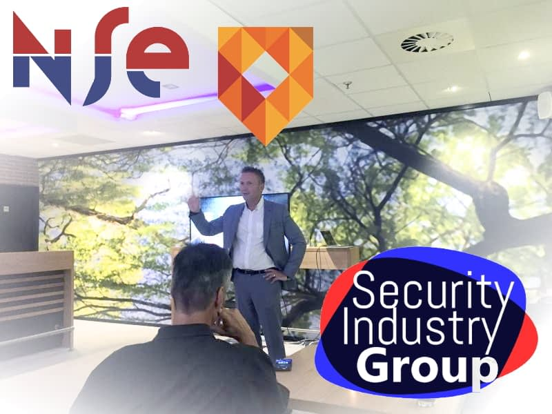SecIndGroup.com presents at Dutch NSE Meeting